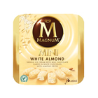 Ola Mini Magnum White Almond Ice Cream 6s