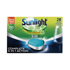 Sunlight Dishwashing Tablet Regular 28ea