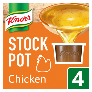 Knorr Stock Pot Chicken 4 x 28g