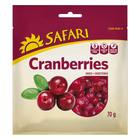 Safari To Go Cranberries 70g