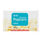 PnP Microwave Popcorn Salted 100g