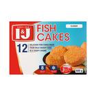 I&J Fish Cakes 600g