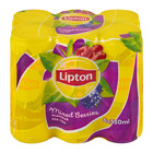 Lipton Ice Tea Rtd Mixed Berries 330ml x 6