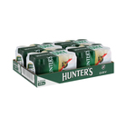 Hunters Dry Can 330ml x 24
