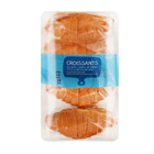 PnP Bakehouse Croissants 8s