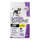 Canine Cuisine Dry Dog Food Small adult Chicken and Rice 6kg