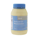 PnP Reduced Oil Mayonnaise 760g