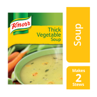 Knorr Packet Soup Thick Vegetable 50g