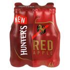 Hunters Red Apple NRB 330ml x 6