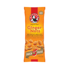 BAKERS GINGERNUT BISC M/MULTI PAC 5X40GR
