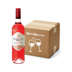 Durbanville Hills Merlot Dry Rose 750ml x 6