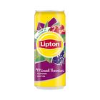 Lipton Ice Tea Rtd Mixed Berries 330ml