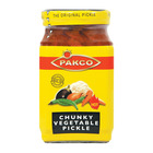 Pakco Vegetable Pickle Hot A Nd Chunky 410g