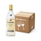 Seagrams Extra Dry Gin 750ml x 12