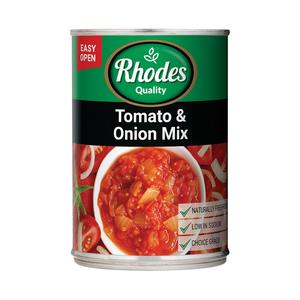 Rhodes Tomato & Onion Mix 410g