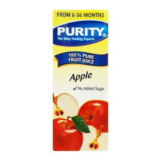 Purity Apple Juice 200ml