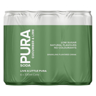 Pura Soda Cucumber & Lime 330ml x 6