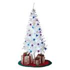 Santa's Village Tree White 1.8m