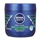 Nivea For Men Maximum Hydrat ing Body Cream 400 ML x 6