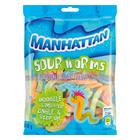 Manhattan Sour Worms 400g