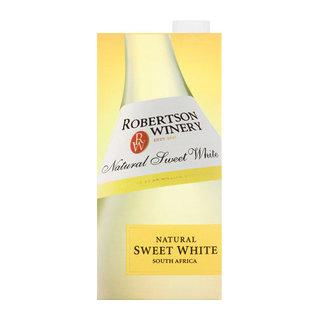 Robertson Natural Sweet White 1l