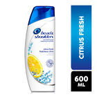 Head & Shoulders Anti Dandruff Shampoo Citrus 600ml