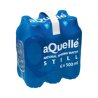 Aquelle Still Natural Spring Water 500ml x 6
