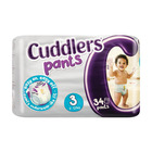 Cuddlers Pants Closed Diapers S3 34ea