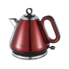 Midea Kettle Vintage Red
