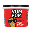 Yum Yum Smooth Peanut Butter 2.75kg