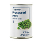 No Name Processed Peas 410 G R