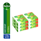 Dettol Herbal Hygiene Soap 175g x 12