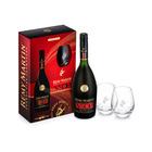Remy Martin VSOP Cognac + 2 Glass Pack 750ml