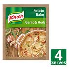 Knorr Garlic & Herb Potato Bake 43g
