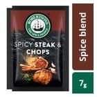 Robertsons Spice Envelope Steak & Chops 7g