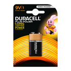 Duracell Alkaline Batteries Plus Power 9V