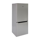 KIC Bottom Freezer Fridge 276l Metallic