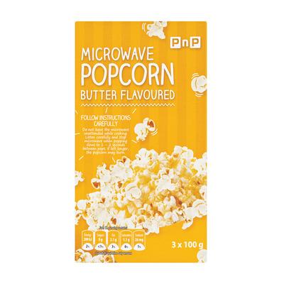 Pnp Microwave Popcorn Er 100g 3ea