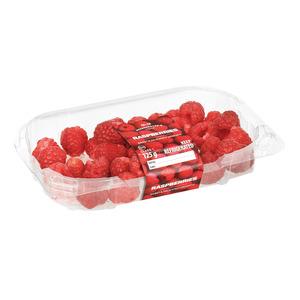 PnP Raspberries 125g