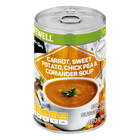 PnP Soup Carrot Sweet Potato & Chick Pea 400g