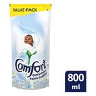 Comfort Fabric Conditioner Pure Refill 800ml