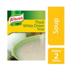 Knorr Packet Soup White Onion 50g x 10