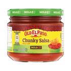 OLD EL PASO CHUNKY SALSA DIP MILD 312GR