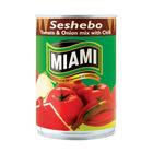 Miami Seshebo Onion & Tomato Mix 410g