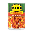 Koo Hot Chakalaka Beans 410g