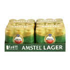Amstel Lager Cans 440ml x 24