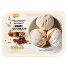 PnP Caramel Nut Flavoured Ice Cream 2l