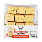 PnP Buttermilk Rusks with No Added Sugar 500g