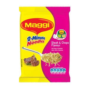 Maggi 2-Minute Noodles Steak & Chop Flavour 73g