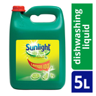 Sunlight Dishwashing Liquid 5l x 6